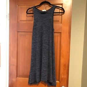 Aritzia - Wilfred Purple Dress